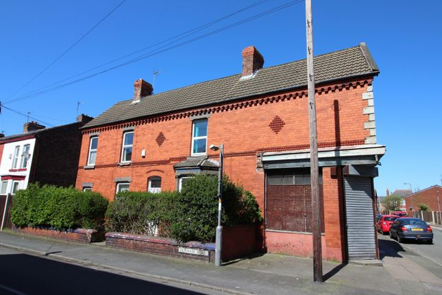 Thumbnail Terraced house for sale in Durham Road, Seaforth, Liverpool