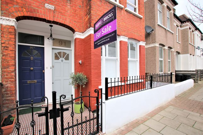 Front View of Leverson Street, Streatham / Mitcham Borders SW16