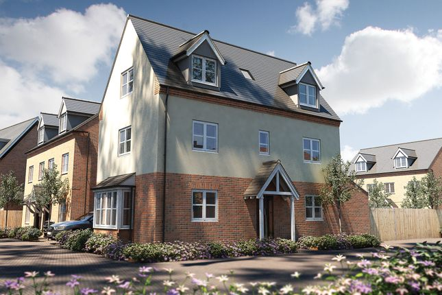 """Thumbnail Detached house for sale in """"The Saxtead"""" at High Street, Sandhurst"""