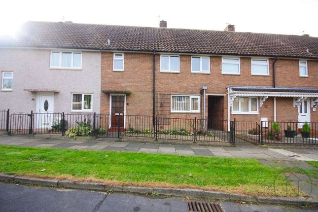 Thumbnail Terraced house to rent in Marley Road, Newton Aycliffe