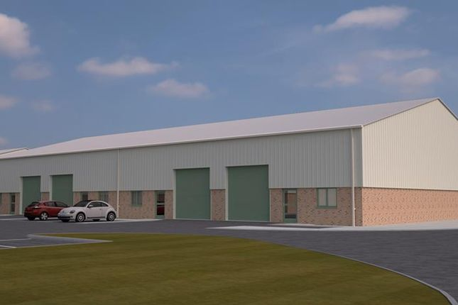 Thumbnail Light industrial for sale in Phase 6, Lincoln Enterprise Park, Newark Road, Aubourn, Lincoln, Lincolnshire