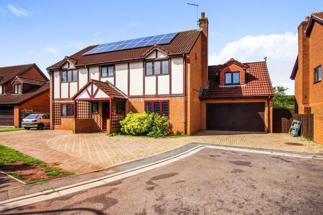 Thumbnail Detached house for sale in Kynges Mill Close, Frenchay, Bristol, .