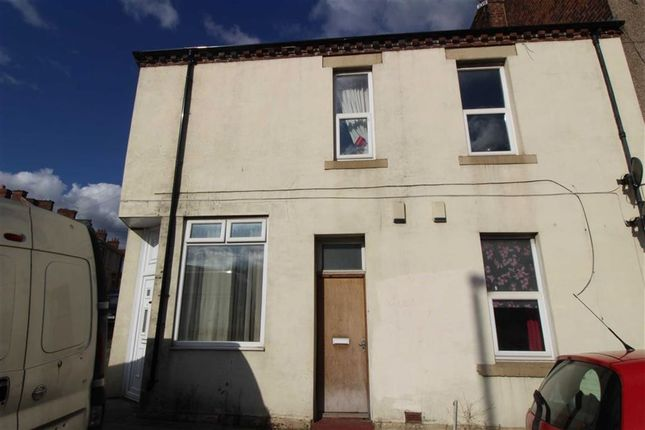 Thumbnail Flat for sale in Bewicke Road, Willington Quay, Wallsend
