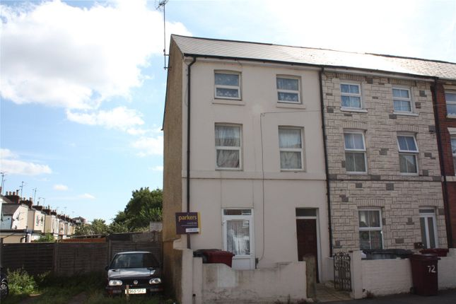 Thumbnail End terrace house for sale in Bedford Road, Reading, Berkshire