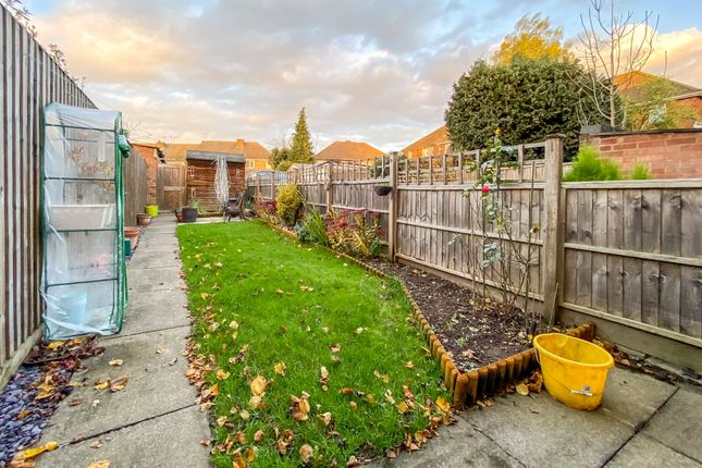 Rear Garden of Selsey Close, Stonehouse Estate, Coventry CV3