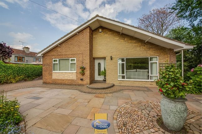 Thumbnail Detached bungalow for sale in High Road, Carlton-In-Lindrick, Worksop, Nottinghamshire