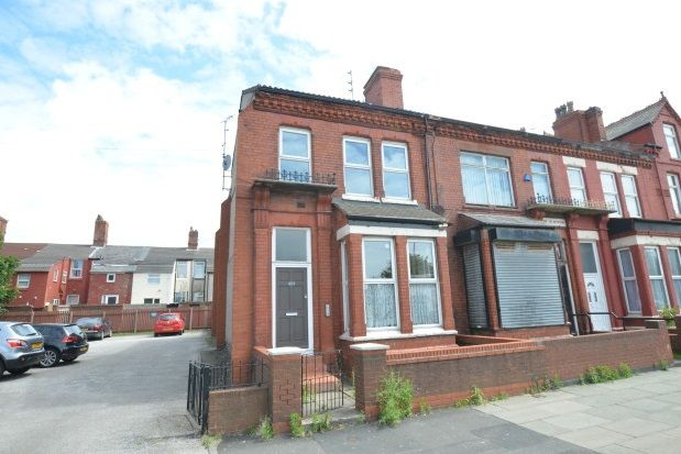Thumbnail Flat to rent in Stanley Road, Bootle