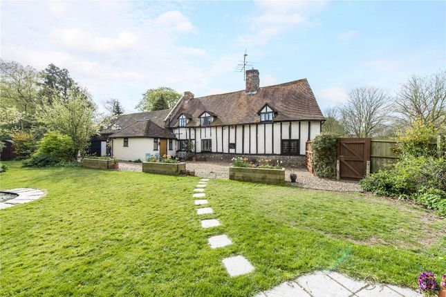 Thumbnail Detached house for sale in High Street, Gosmore, Hitchin, Hertfordshire
