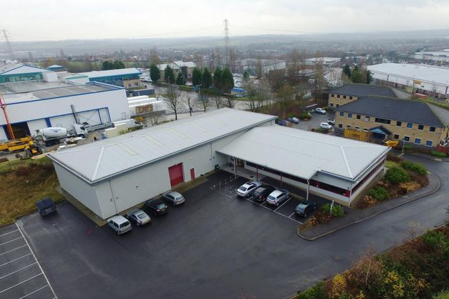 Industrial to let in Unit 3, Drake Business Park, Drake House Crescent, Sheffield