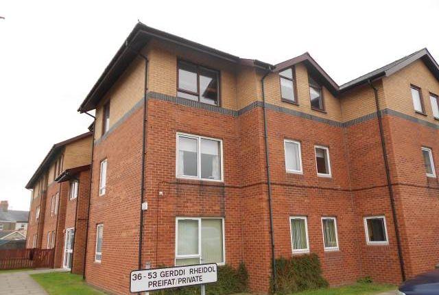 Thumbnail Flat to rent in Gerddi Rheidol, Trefechan, Aberystwyth