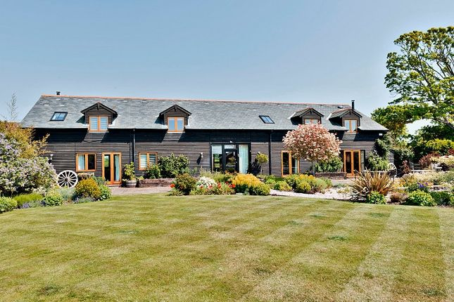 Thumbnail Barn conversion to rent in Steels Lane, Chidham, Chichester