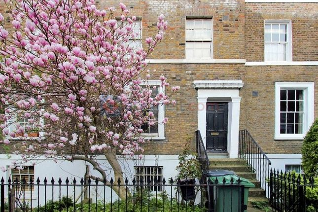 Thumbnail Terraced house for sale in Russell Grove, London