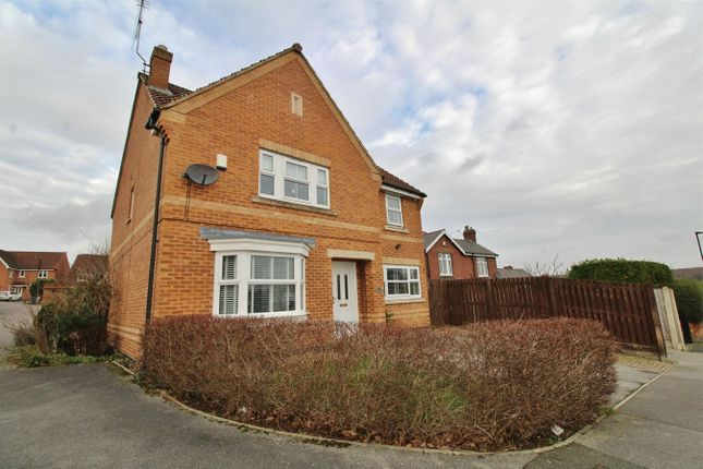 Thumbnail Detached house for sale in Cowley View Road, Chapeltown, Sheffield, South Yorkshire