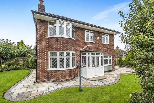 Thumbnail Detached house for sale in The Meadows, Rainhill, Prescot