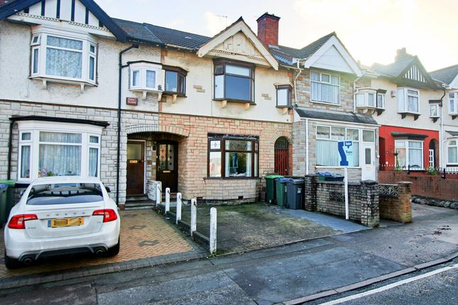 Thumbnail Terraced house for sale in Holly Lane, Smethwick