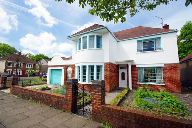 Thumbnail Detached house to rent in St. Agatha Road, Heath, Cardiff