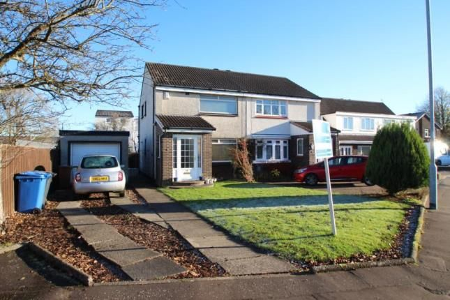 Thumbnail Semi-detached house for sale in Monach Gardens, Dreghorn, Irvine, North Ayrshire