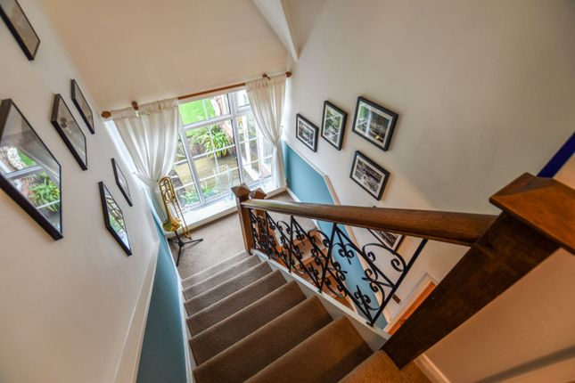 Staircase of High Street, North Kelsey LN7