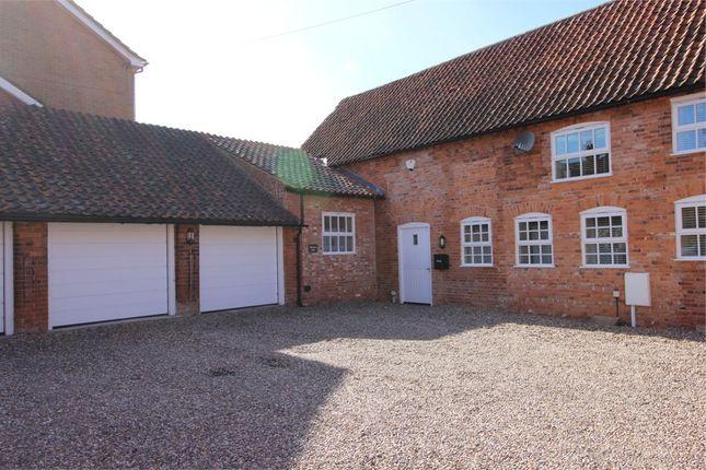 Thumbnail Mews house for sale in Market Place, Ollerton Village, Nottinghamshire