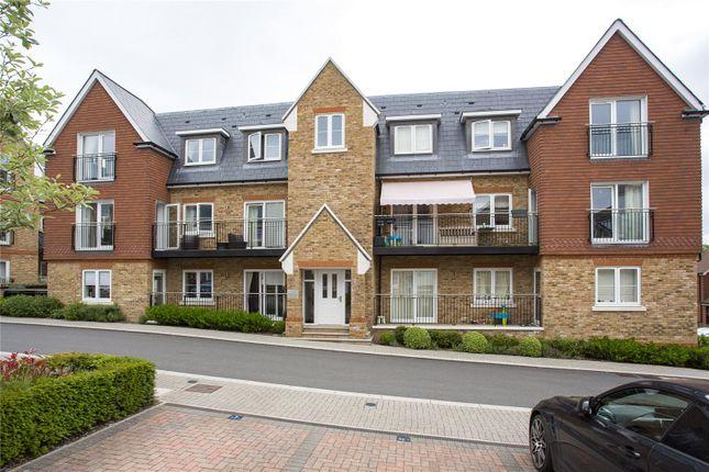 2 bed flat to rent in Edward Court, Eden Road, Dunton Green, Sevenoaks TN14