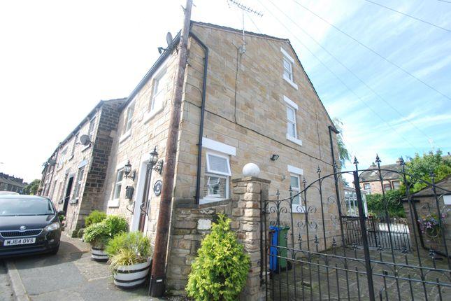 Thumbnail End terrace house for sale in Crown Pole Cottage, Broadbottom Road, Mottram, Hyde