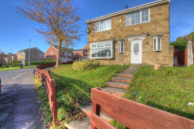 Thumbnail Detached house for sale in Abbeydale Vale, Leeds