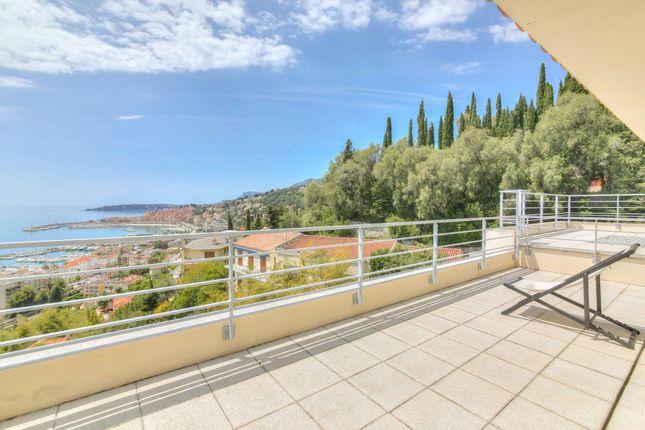 Thumbnail Villa for sale in Menton Garavan, Menton (Commune), Menton, Nice, Alpes-Maritimes, Provence-Alpes-Côte D'azur, France