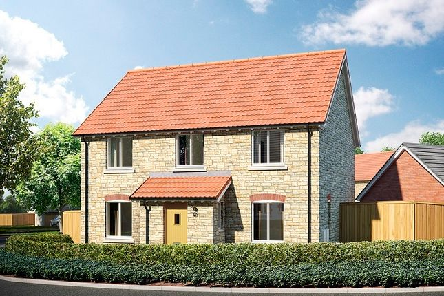 "Thumbnail Property for sale in ""The Calder"" at Studley Lane, Studley, Calne"