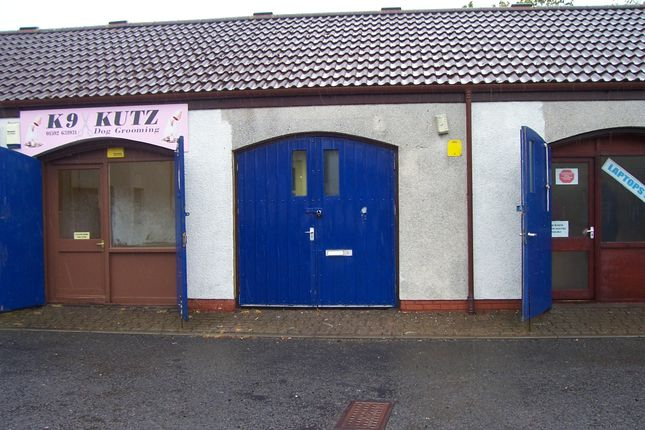 Light industrial to let in Culzean Place, Glenrothes