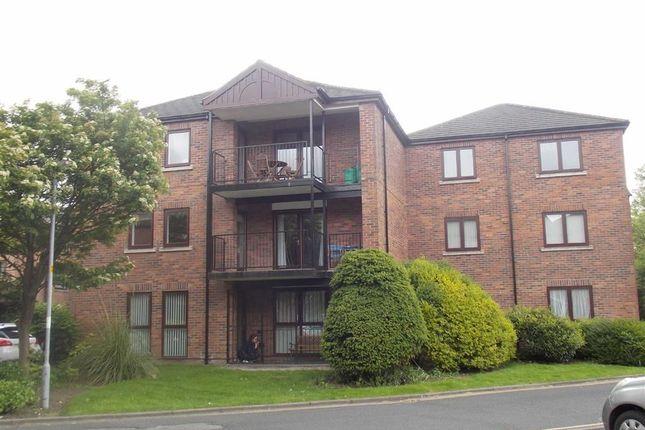 Thumbnail Flat to rent in Caldew Maltings, Bridge Lane, Carlisle