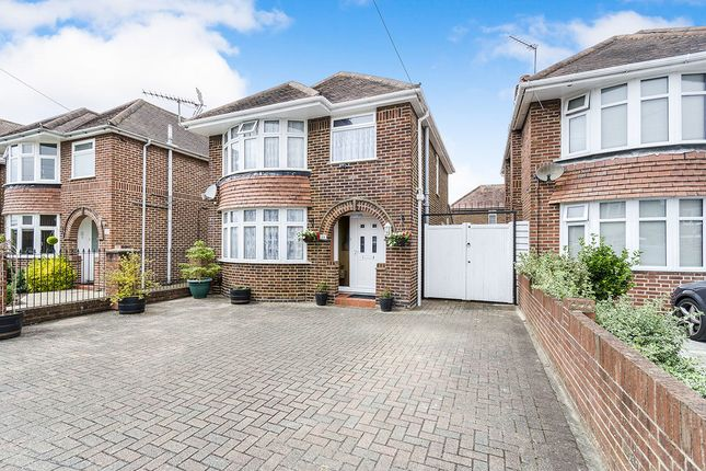 Thumbnail Detached house for sale in Cecil Road, Southampton