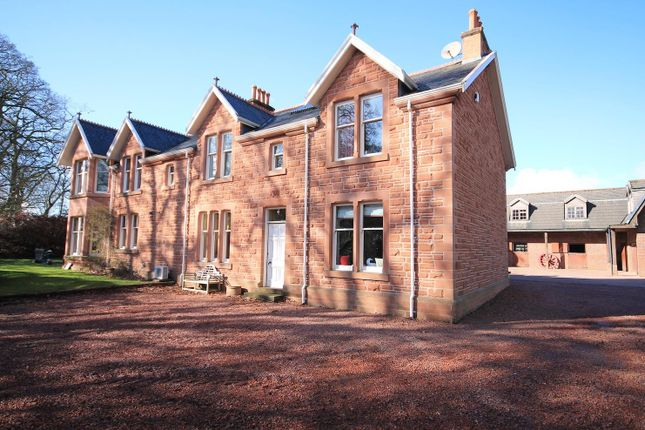 Thumbnail Detached house for sale in Cleghorn, Lanark