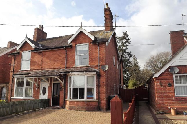 Thumbnail Semi-detached house for sale in Tor-O-Moor Road, Woodhall Spa