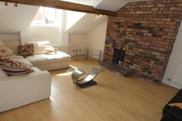 Thumbnail Flat to rent in Ribblesdale Place, Preston