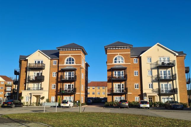 2 bed flat for sale in Bell Farm Way, Hersham, Walton-On-Thames KT12