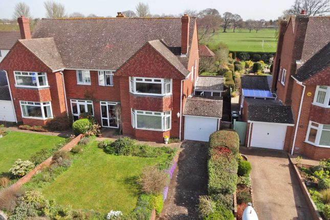 Thumbnail Semi-detached house for sale in Countess Wear Road, Exeter