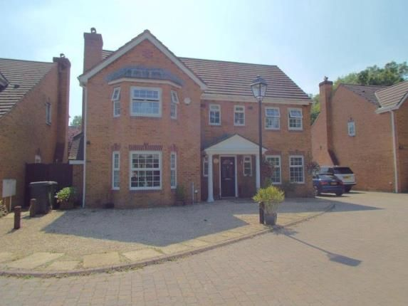 Thumbnail Detached house for sale in Admiral Close, Stoke Park, Bristol