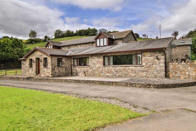 Thumbnail Farmhouse for sale in Pontsticill, Merthyr Tydfil