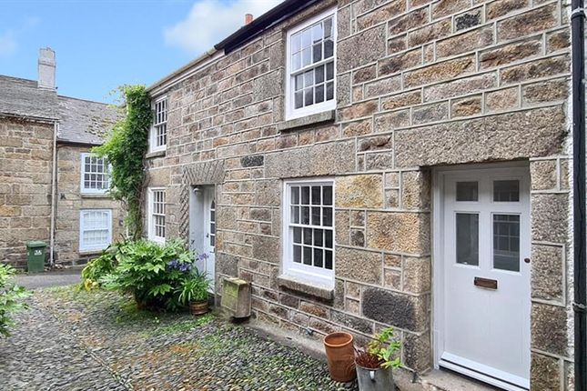 Thumbnail Terraced house for sale in Orchard Place, Newlyn, Penzance