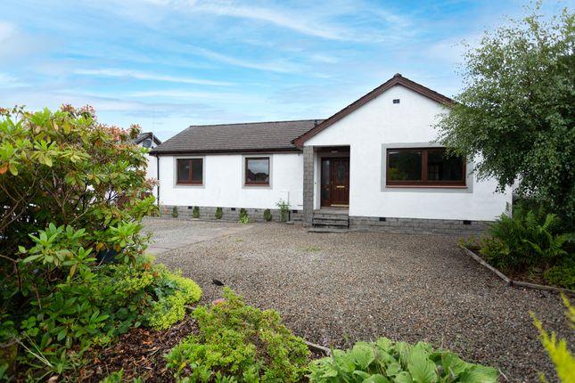Thumbnail Detached bungalow for sale in Netherhall Place, Bridge Of Dee, Castle Douglas