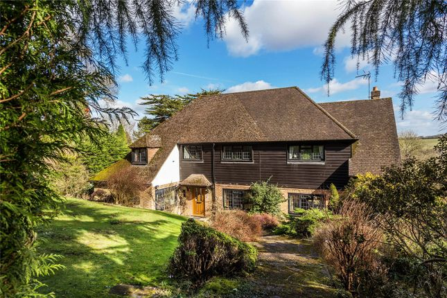 Thumbnail Detached house for sale in Tupwood Lane, Caterham, Surrey