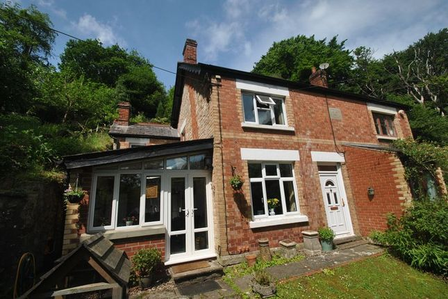 Thumbnail Semi-detached house for sale in Hangerberry, Nr. Lydbrook, Gloucestershire