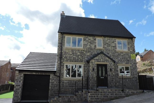 4 bed detached house for sale in New Road, Staincross