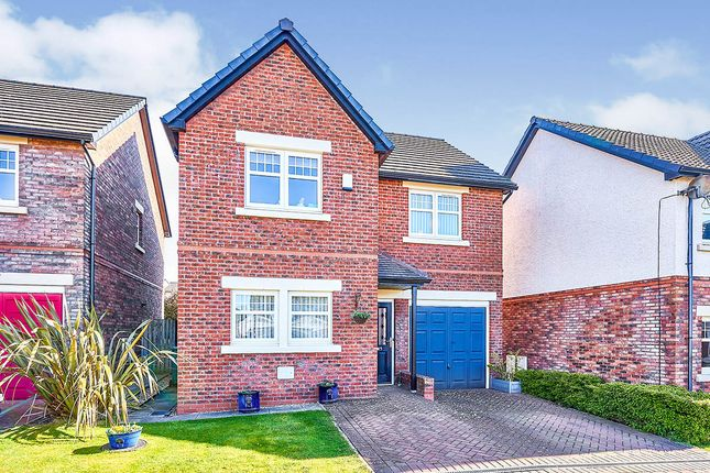 Detached house for sale in Kirkland Fold, Wigton, Cumbria