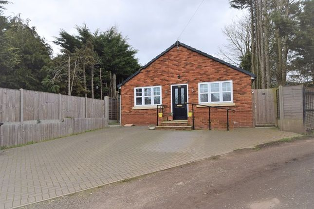 Thumbnail Detached bungalow for sale in Hornes End Road, Flitwick, Bedford