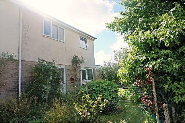 Thumbnail Semi-detached house for sale in White Lion Park, Malmesbury