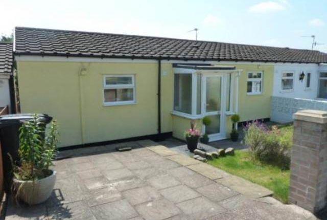 Thumbnail Semi-detached bungalow to rent in Clairwain, New Inn, Pontypool