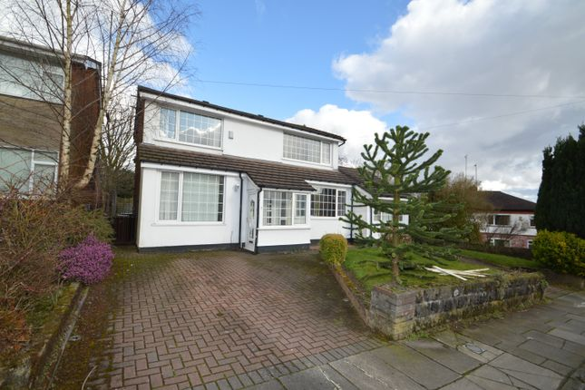 Thumbnail Detached house to rent in Dovehouse Close, Whitefield, Manchester