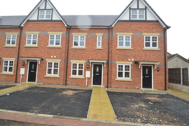 Thumbnail Terraced house to rent in Hatton Mews, Spondon, Derby