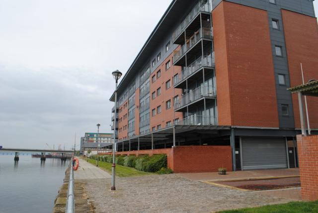 Thumbnail Flat to rent in 22J Marine Parade Walk, City Quay, Dundee